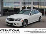 2011 Mercedes-Benz C-Class C63 AMG! P31 PERFORMANCE PKG! NAVI! MINT! in Calgary, Alberta