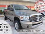 2009 Dodge RAM 2500 LARAMIE, DVD, LEATHER, REMOTE START in Bonnyville, Alberta