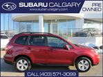 2016 Subaru Forester 2.5i Convenience Package in Calgary, Alberta