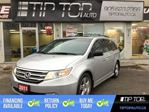 2011 Honda Odyssey Touring ** Nav, Leather, DVD, Sunroof ** in Bowmanville, Ontario