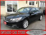 2013 Honda Accord TOURING NAVI./ BACK UP CAM LEATHER SUNROOF in Toronto, Ontario