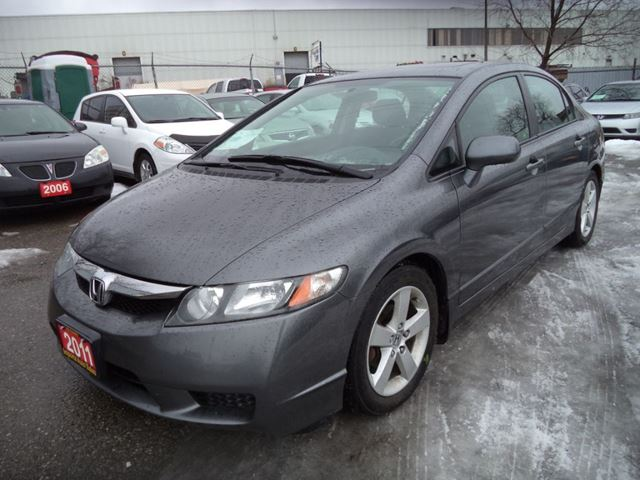 2011 honda civic se sport power sunroof newmarket for Honda civic sunroof