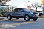 2014 Toyota Tacoma Navi, Leather Interior, Heated Front Seats, Blu in Richmond, British Columbia
