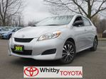 2011 Toyota Matrix           in Whitby, Ontario