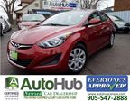 2016 Hyundai Elantra GL HEATED SEATS BLUETOOTH FACTORY WARRANTY LOY in Hamilton, Ontario