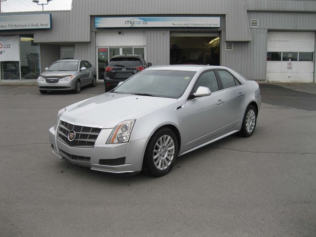 2011 cadillac cts 3 0l richmond ontario used car for sale 2686120. Black Bedroom Furniture Sets. Home Design Ideas