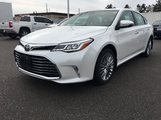 2017 toyota avalon limited cobourg ontario used car for sale 2686045. Black Bedroom Furniture Sets. Home Design Ideas
