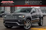 2016 Jeep Grand Cherokee Summit in Thornhill, Ontario