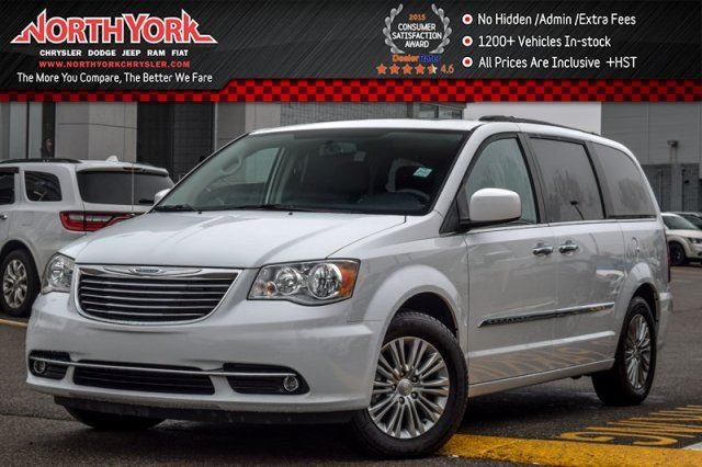 2016 chrysler town and country touring thornhill ontario used car for sale 2686032. Black Bedroom Furniture Sets. Home Design Ideas