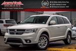 2016 Dodge Journey SXT Loaded 7Seat R/SeatVid,Conven.,Nav+RearCam Pkgs R-Start PkAssist  in Thornhill, Ontario