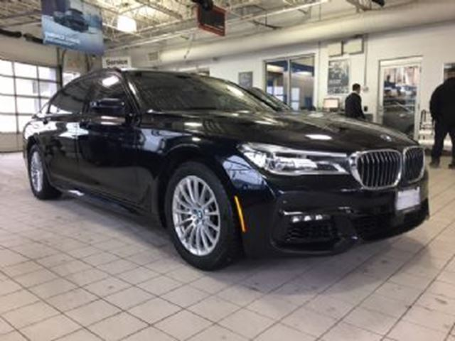 2016 bmw 7 series 750li xdrive mississauga ontario used. Black Bedroom Furniture Sets. Home Design Ideas