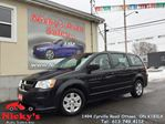 2013 Dodge Grand Caravan SE, 7 PASSENGERS, STOW & GO, GREAT VALUE! CERTIFIED & E-TESTED! in Ottawa, Ontario