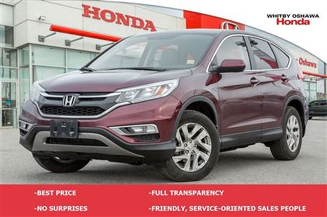 2015 honda cr v ex maroon whitby oshawa honda. Black Bedroom Furniture Sets. Home Design Ideas