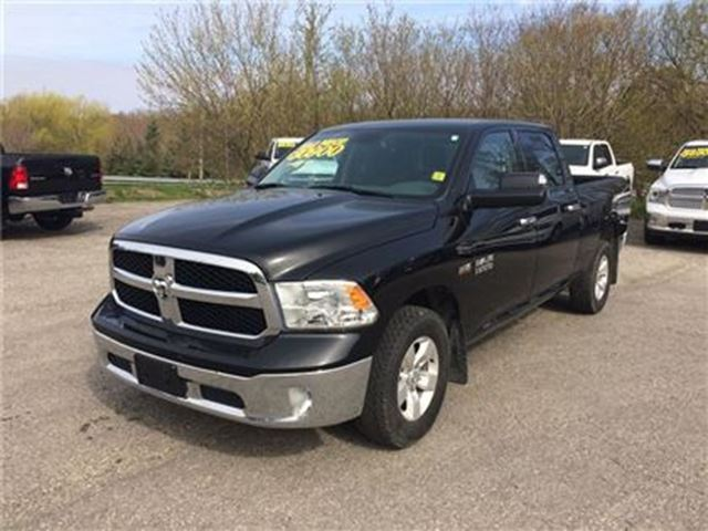 2015 dodge ram 1500 slt crew cab 4x4 arthur ontario used car for sale 2686667. Black Bedroom Furniture Sets. Home Design Ideas