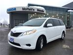 2013 Toyota Sienna LE 8-PASSENGER, POWER SLIDING DOORS, HEATED SEATS in Barrie, Ontario