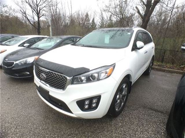 2016 Kia Sorento 3.3L SX 7-Seater, Navi. Panoramic Sunroof in Mississauga, Ontario