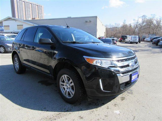 used 2011 ford edge se fwd v6 toronto. Black Bedroom Furniture Sets. Home Design Ideas