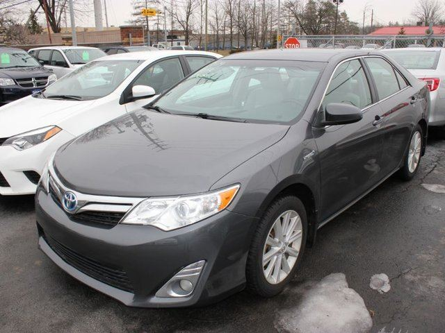 2014 toyota camry hybrid xle hybrid gray 9 auto sales. Black Bedroom Furniture Sets. Home Design Ideas