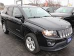 2014 Jeep Compass NORTH EDITION 4x4 LEATHER in Brampton, Ontario