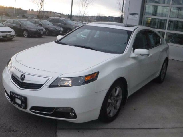2013 acura tl tech fwd coquitlam british columbia used car for sale 2686501. Black Bedroom Furniture Sets. Home Design Ideas