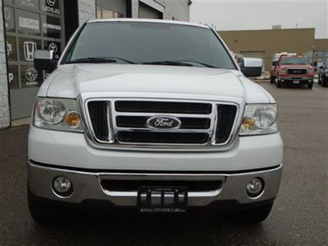 2007 ford f 150 xlt guelph ontario used car for sale. Black Bedroom Furniture Sets. Home Design Ideas