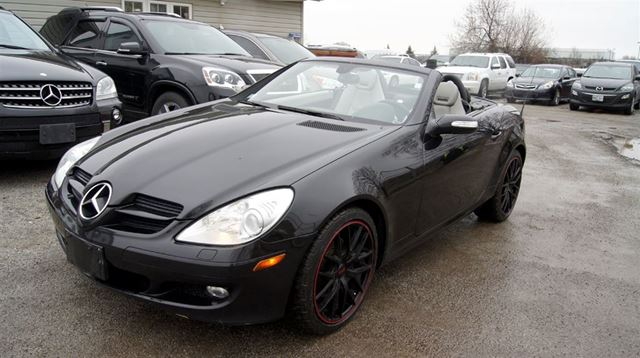 2006 mercedes benz slk class slk280 280 woodbridge. Black Bedroom Furniture Sets. Home Design Ideas
