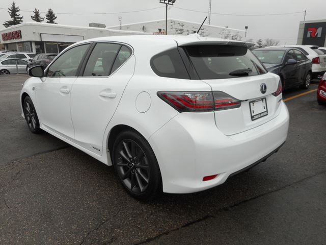 2013 lexus ct 200h f sport leather sunroof oakville ontario used car for sale 2686798. Black Bedroom Furniture Sets. Home Design Ideas