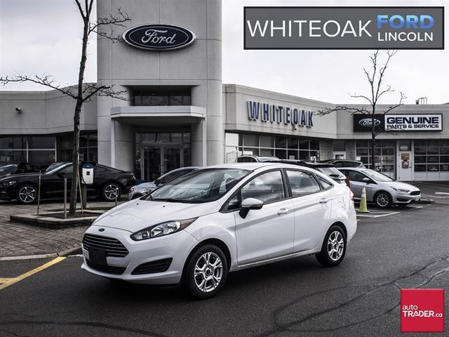 2015 Ford Fiesta SE, SYNC, CHEAP ON GAS..... in Mississauga, Ontario