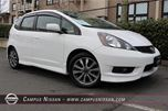 2013 Honda Fit Sport in Victoria, British Columbia