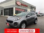 2017 Kia Sportage LX ALL WHEEL DRIVE...ONLY 2, 800 KM'S!!!! in Grimsby, Ontario