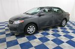 2011 Toyota Corolla CE/CLEAN HISTORY/KEYLESS ENTRY/LOW KM in Winnipeg, Manitoba