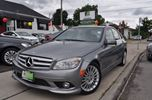 2010 Mercedes-Benz C-Class C250-4MATIC-LEATHER-SUNROOF-LOW KM (SOLD) in Hamilton, Ontario