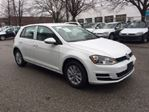 2017 Volkswagen Golf Trendline 1.8 TSI 170HP w/ Conectivity Package in Mississauga, Ontario