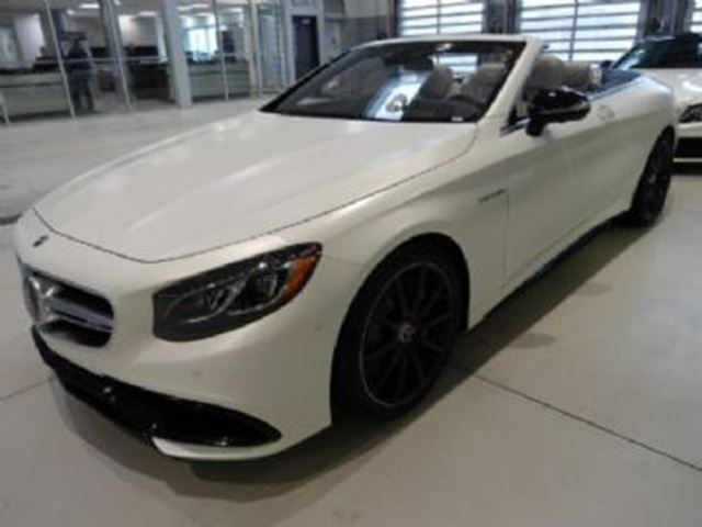 2017 mercedes benz s class s63 amg 4matic mississauga for Mercedes benz s63 for sale