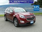 2017 Chevrolet Equinox Premier in Penticton, British Columbia