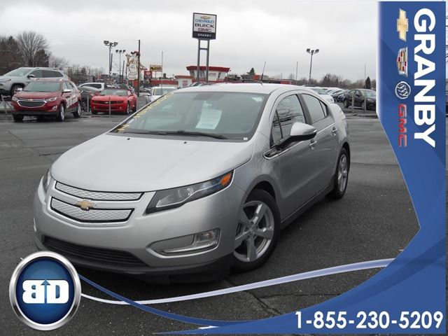 2014 Chevrolet Volt           in Granby, Quebec