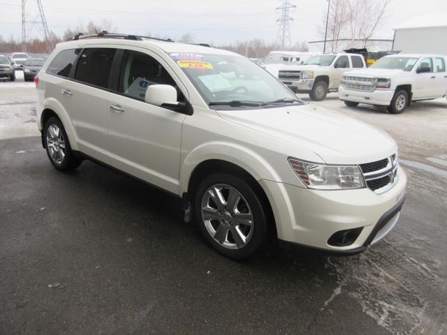 2014 dodge journey r t shawinigan quebec used car for sale 2686712. Black Bedroom Furniture Sets. Home Design Ideas