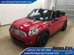 2010 MINI Cooper 2 DR Convertible- *Just Arrived!* in Lethbridge, Alberta