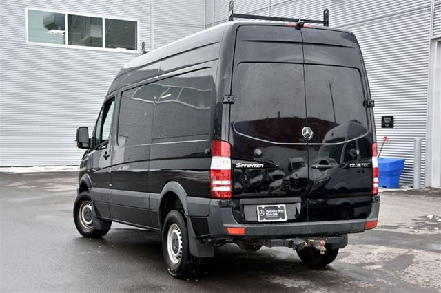 2013 mercedes benz sprinter toit surelevn 144 garantie for Mercedes benz sprinter price list