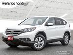 2014 Honda CR-V EX Only 16,300 km! Back Up Camera, Heated Seats and more! in Waterloo, Ontario
