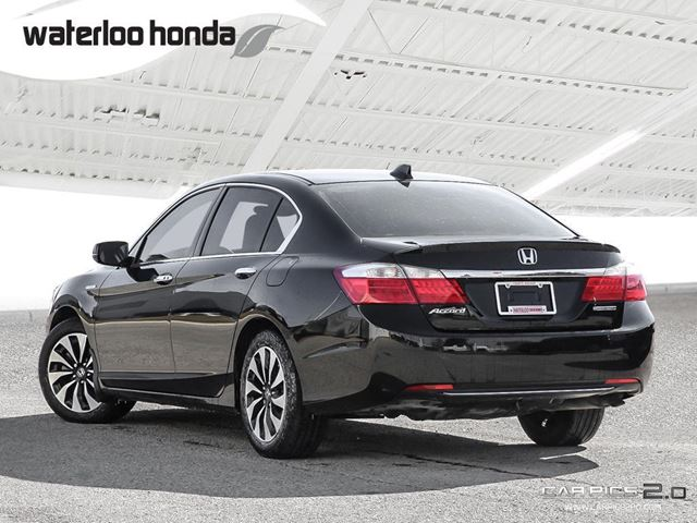 2014 honda accord hybrid base special of the week hybrid for Honda accord base model