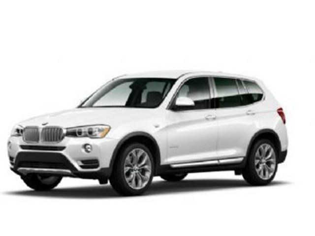 2017 Bmw X3 Xdrive 28i Mississauga Ontario Used Car For
