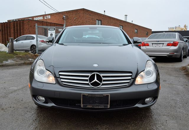Used 2006 mercedes benz cls class 500 navigation for 2006 mercedes benz cls550