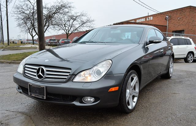 used 2006 mercedes benz cls class 500 navigation. Black Bedroom Furniture Sets. Home Design Ideas