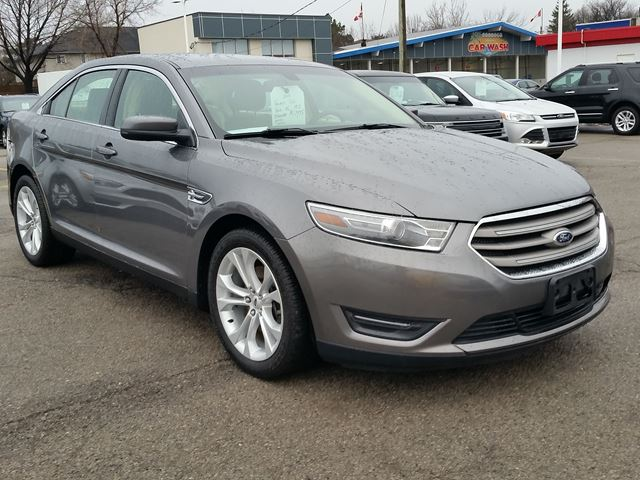 2013 ford taurus sel hamilton ontario used car for sale. Black Bedroom Furniture Sets. Home Design Ideas