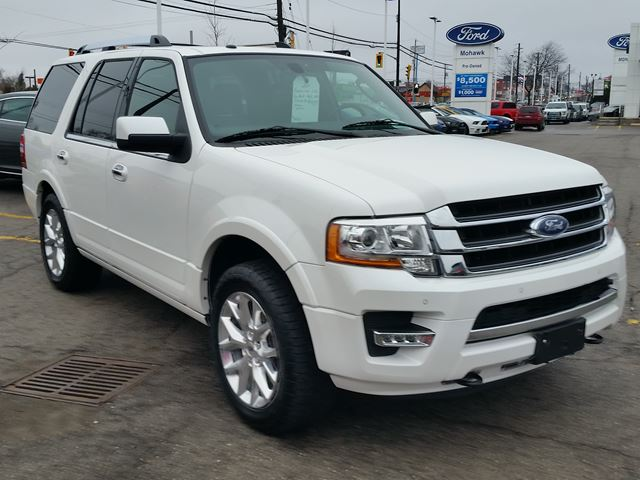 2015 ford expedition limited awd hamilton ontario used car for sale 2687168. Black Bedroom Furniture Sets. Home Design Ideas