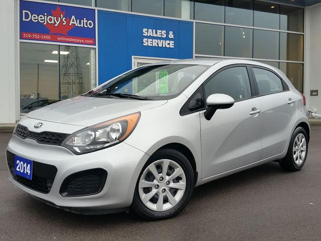 2014 kia rio lx brantford ontario car for sale 2687578. Black Bedroom Furniture Sets. Home Design Ideas