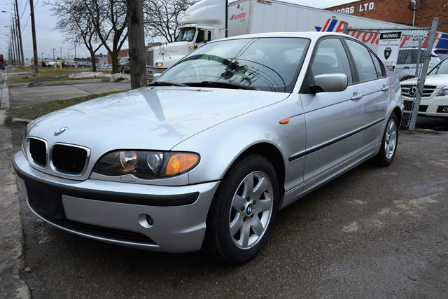 2002 bmw 3 series 325i leather sunroof brampton. Black Bedroom Furniture Sets. Home Design Ideas