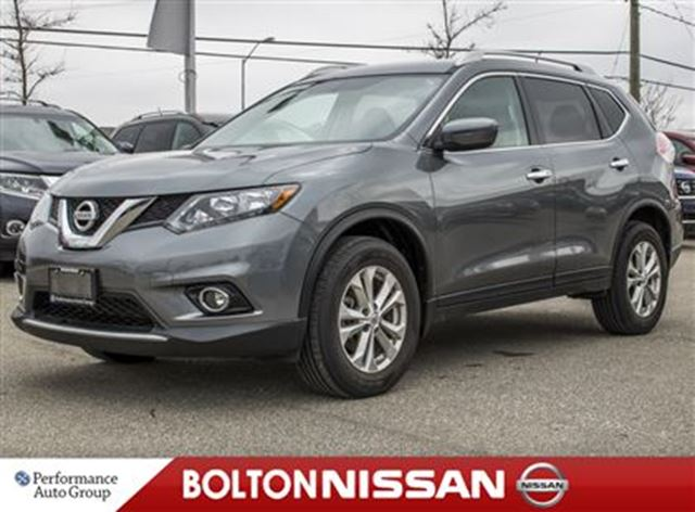 2016 nissan rogue sv awd heated seats bluetooth bolton ontario used car for sale 2687674. Black Bedroom Furniture Sets. Home Design Ideas