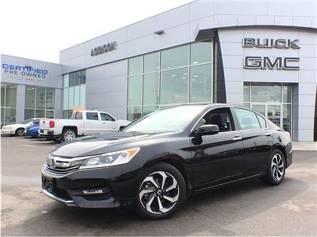 2016 honda accord ex l one owner accident free mississauga ontario used car for sale 2687450. Black Bedroom Furniture Sets. Home Design Ideas
